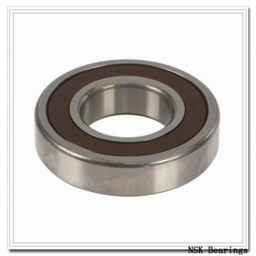 NSK NU 210 EW cylindrical roller bearings