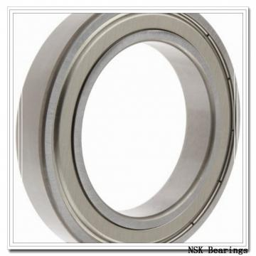 NSK 15120/15245 tapered roller bearings