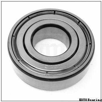 KOYO 7410B angular contact ball bearings