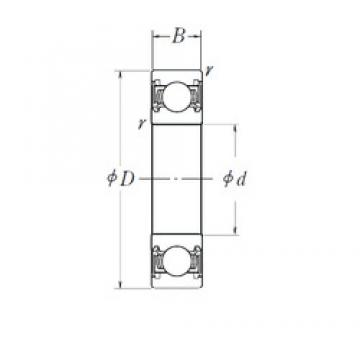 NTN TMB305CLLA/22C3/L588Q2 deep groove ball bearings